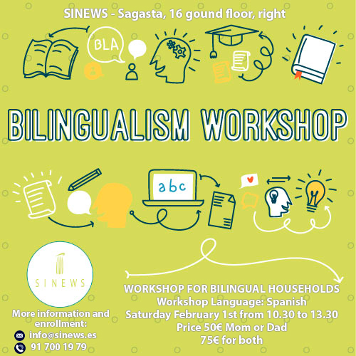 Bilingualism Workshop in Madrid