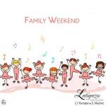 El Latigazo family weekend