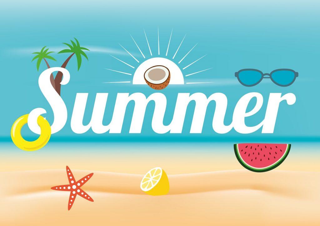 Summer holidays in mainland Spain