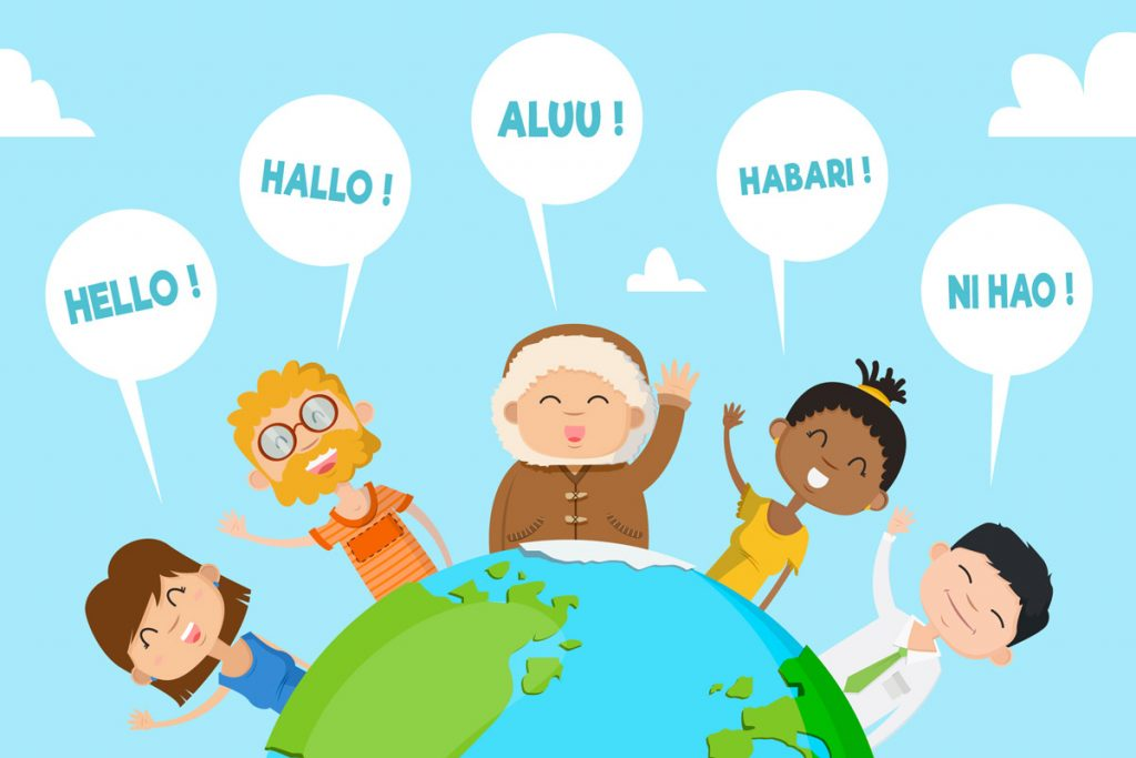 Other languages for kids