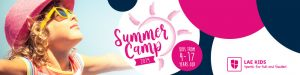 Banner Spanish Summer Camp 2019