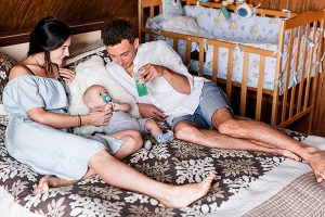 How to register your baby's birth in Madrid - Paternity