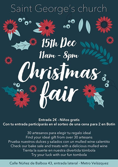 St George's Christmas Fair