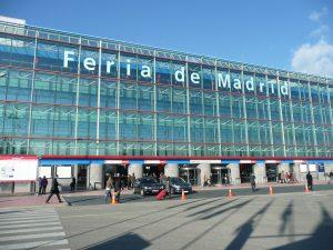 Juvenalia en la Feria de Madrid