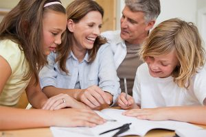 Homeschooling communities - helping kids with homework in Madrid
