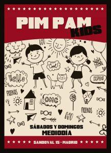 Unusual cafes in Madrid - Pim Pam