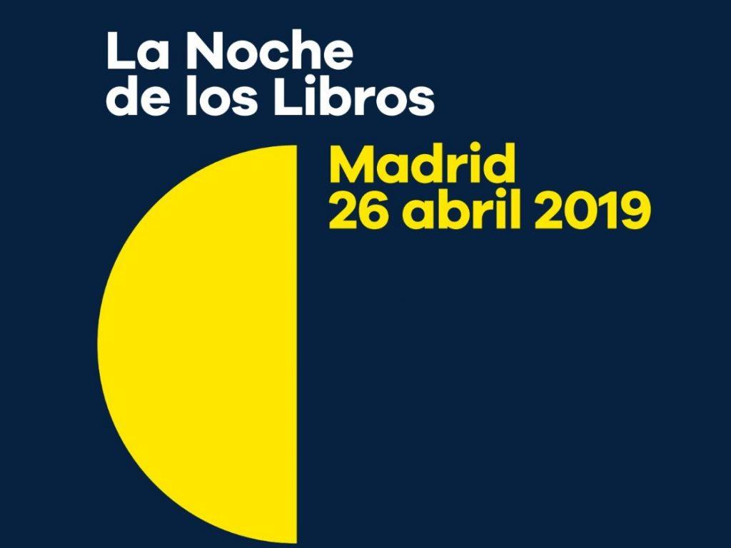 A book day in Madrid - Noche de los libros