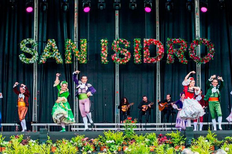 Fiestas de San Isidro en Madrid, España