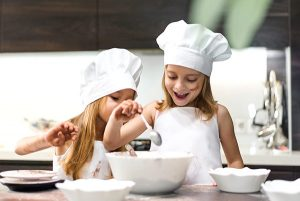 Home baking ingredients in Madrid