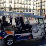 roup in Madrid - Local Tuk Tuk