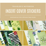 Trish's Whimsies Paper Studio; Online Stationery Shop