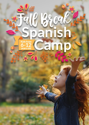 LAE Kids Fall Break Camp in Madrid