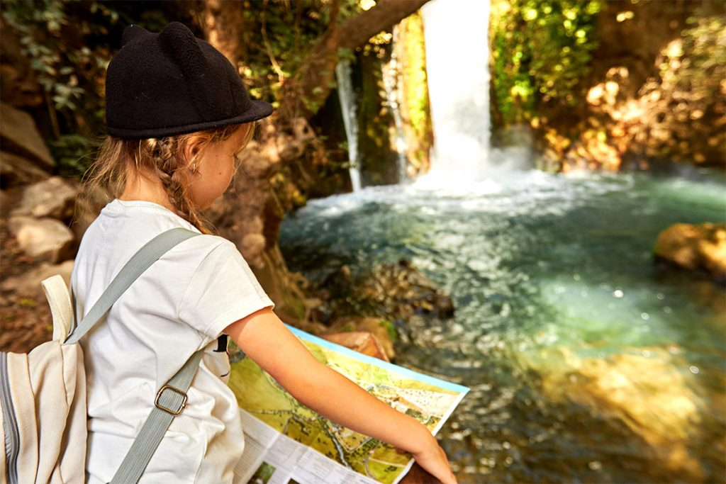 Guide to hiking with kids around Madrid