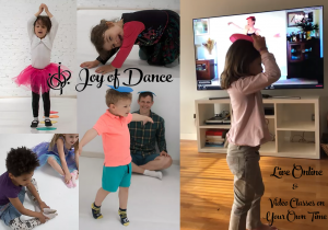 Joy of Dance online
